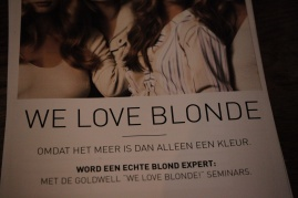 Goldwell | We love blonde